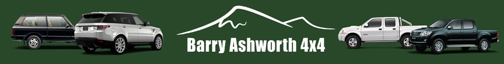 Barry Ashworth 4x4